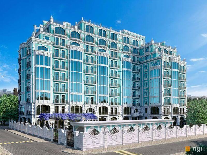 Клубный дом Biarritz фото